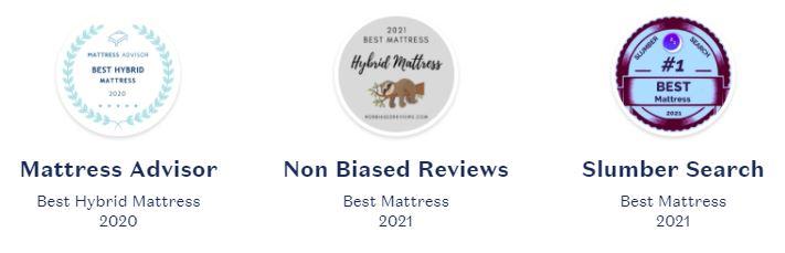 5 star hotels mattresses used