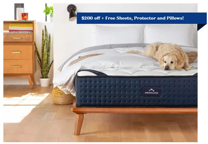 Dreamcloud Mattress sale