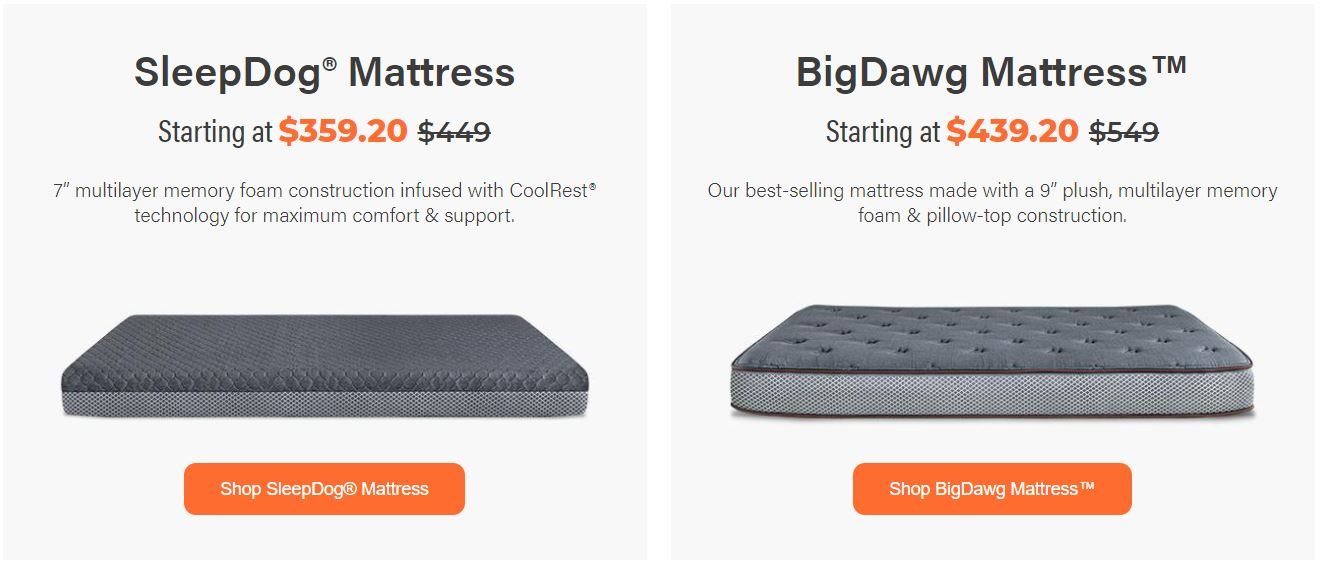 SleepDog Mattress Reviews