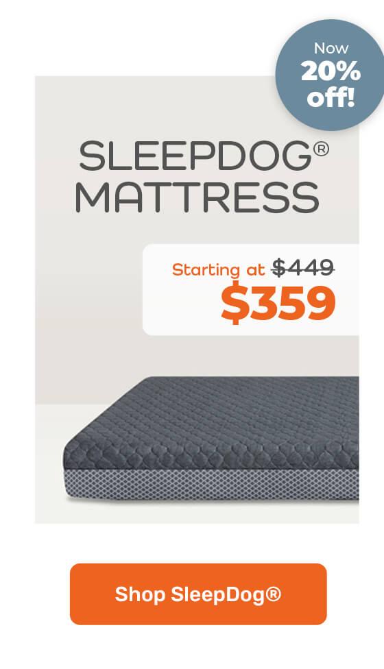 Sleep Dog Mattress Truck Mattresses